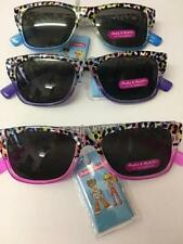 Girls spotty print coloured Sunglasses with UV400 sun protection
