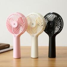 Portable Handheld Mute USB Power Battery Operated Mini Fan Cooling Cooler