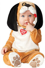 Baby Boys Girls Puppy Dog Animal Halloween Fancy Dress Costume Outfit 6-24 mths