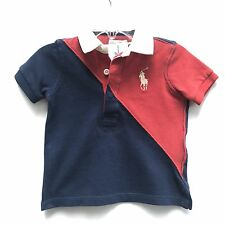 NWT Boys Ralph Lauren Big Pony polo shirt age 6 months