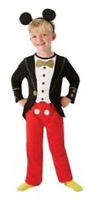 Boys Disney Tuxedo Mickey Mouse Halloween Book Day Fancy Dress Costume Outfit