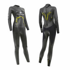 New! Aqua Sphere 2017 PURSUIT Ladies Triathlon Wetsuit Open Water Swim Womens