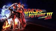 Back to the Future 3 35mm Film Cell strip very Rare var_a