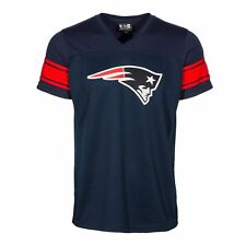  11351482  New Era T-Shirt – Nfl Supporters Jersey New England Patriots blue/red