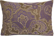 Paisley Cushion Cover Woven Pillow Throw Case Pierre Frey Fabric Jacquard Royal