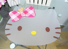 Hellokitty waterproof eat  mat cartoon table pad children place mat desk