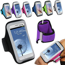 Gym Sport Running Armband Case for Microsoft Lumia 640 AT&T Cricket T-Mobile