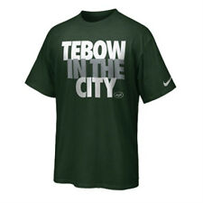Tim Tebow New York Jets Tebow in the City t-shirt by Nike new with tags NFL