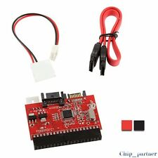 IDE to SATA/SATA to IDE Hard Disk Serial/Parallel Port Converter Card Two-way