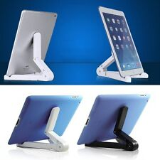 Universal Portable Folding Desk Holder Mount Stand For SAM Galaxy Tablet iPad