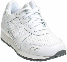 Mens Asics Gel-Lyte III White