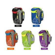 Outdoor Sport Running Phone Arm Bag Wrist Pouch Exercise Gym Waterproof T7Q1