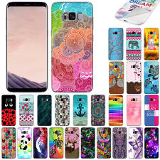 For Samsung Galaxy S8 G950 Pattern Vinyl Skin Decal Sticker Cover Protector