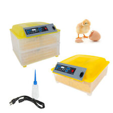 Automatic Egg Incubator Digital Brooder Hatchery Machine For Hatching 48/96 Eggs