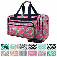 "23"" Duffle Gym Bag Sports Carry On Travel Tote"