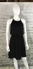Banana Republic-Womens NEW Little Black Dress Versatile Silky Lined-NWT-MSRP-$79