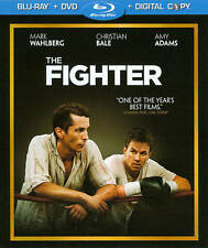 The Fighter (Blu-ray/DVD, 2011, 2-Disc Set, Includes Digital Copy)