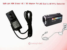 NEW Global AC Adapter Charger For JVC Everio Camcorder GZ 5V Series Power Supply