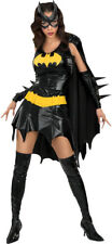 Batwoman Adult Womens Costume Hallowee Superhero Outfit Batgirl Xs Sm Md