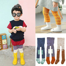 Children Baby Kids Autumn New Style Tights Stockings Pants Hosiery Pantyhose HT