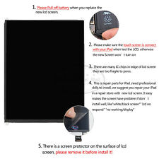 LCD Display Screen Replacement For Apple iPad 2/5/Air 1st Gen/ Mini1 2 3 + Tools
