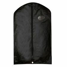 SUIT COVER in Black PVC - Cost Effective - Moth Proofed 102 x 62cm 3416