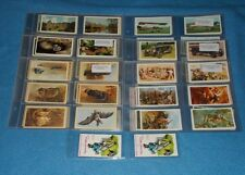 DONCELLA (PLAYERS) CIGARETTE CARD COMPLETE FULL SETS  IN PLASTIC SLEEVES