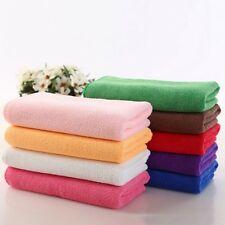 5PCS Microfiber Absorbent Towel Car Home Washing Clean Wash Cloth Kitchen Rag