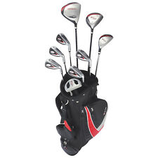 Ram Mens G-Force Complete Golf Package Set - New RH Irons Clubs Bag Full 2016