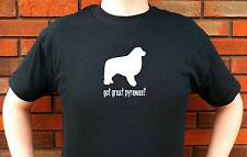 GOT GREAT PYRENEES? DOG GRAPHIC T-SHIRT TEE FUNNY CUTE
