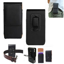 PU LEATHER VERTICAL HOLSTER BELT CLIP PHONE POUCH CASE COVER FOR SAMSUNG Mobile