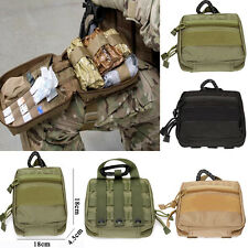 AA 1000D Nylon Molle Tactical Military EDC Utility Tool Bag First Aid Pouch Case