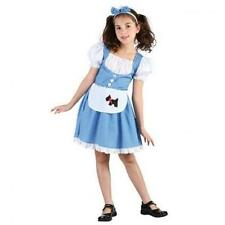 Girls Wizard of Oz Dorothy Book Week Fancy Dress Costume / Outfit