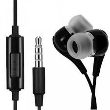HEADSET OEM 3.5MM HANDS-FREE EARPHONES DUAL EARBUDS with MIC for SMARTPHONES