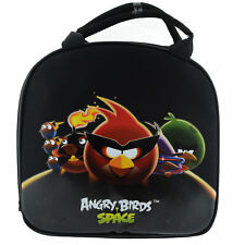 Angry Birds Space Insulated Lunch Bag with Adjustable Shoulder Strap, Water
