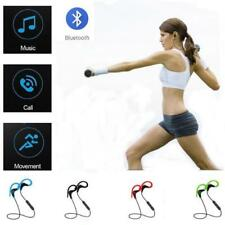 For iPhone Samsung LG Bluetooth Wireless Sport Stereo Earphone Headphone Headset