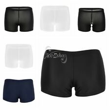 Lady Sissy Women's Boyleg Shorts Bikini Bottoms Bathing Suit Swimsuit Swimwear