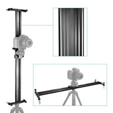 Aluminum Alloy DSLR Camera DV Track Dolly Rail Slider Stabilizer System