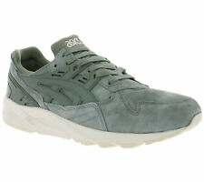asics Gel-Kayano Trainer Men's Shoes Sports Real leather Sneaker Green H6M2L