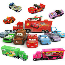 Disney Pixar Car Diecast Metal Truck Dinoco Mcqueen The King Mater Red Sally Toy