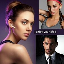 Mini Bluetooth 4.1 Stereo Headset In-Ear Wireless Earphone Earbud Headphone AP