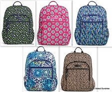 Vera Bradley Campus Backpack NWT Choose Pattern MSRP $109 FREE SHIPPING!
