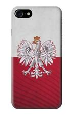 S3005 Poland Football Soccer Flag Case for IPHONE Samsung Smartphone ETC