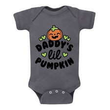 Daddys Lil Pumpkin - Infant One Piece