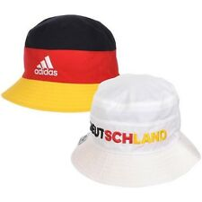 Adidas Official Soccer Gift Germany Spain France Reversible Bucket Hat