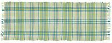 Light and Pretty Plaid Garden Gate Table Runner by Park Designs, 13x36 or 13x54