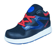 Reebok Classic Versa Pump Omnilite Kids Trainers / Casual Shoes - Black