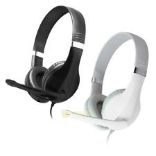 3.5mm Stereo Headphone Earphone Headset for iPhone iPod MP3 MP4 PC Tablet SS6