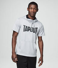 aeropostale mens tapout tempo short sleeve hoodie