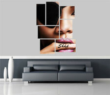 Rihanna Removable Self Adhesive Wall Picture Poster FP 1163